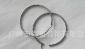 专业生产各类不锈钢首饰316L不锈钢耳环